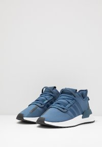 adidas Originals - PATH RUN - Zapatillas - night marin/footwear white - 3