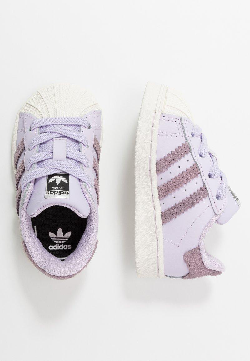 adidas Originals - SUPERSTAR  - Sneakers laag - purple tint/legend purple/offwhite