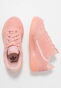adidas Originals - CONTINENTAL 80 - Tenisky - glow pink/footwear white/core black - 0