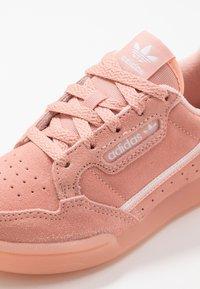 adidas Originals - CONTINENTAL 80 - Tenisky - glow pink/footwear white/core black - 2