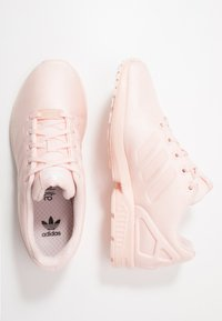 adidas Originals - ZX FLUX - Sneakers - icey  pink/footwear white - 1