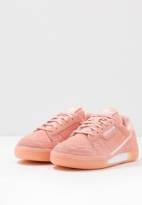 adidas Originals - CONTINENTAL 80  - Baskets basses - glow pink/footwear white/core black - 3