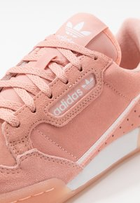 adidas Originals - CONTINENTAL 80  - Baskets basses - glow pink/footwear white/core black - 2