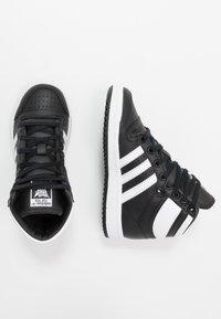 adidas Originals - TOP TEN - Baskets basses - core black/footwear white - 0