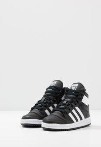 adidas Originals - TOP TEN - Baskets basses - core black/footwear white - 3