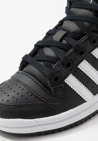 adidas Originals - TOP TEN - Baskets basses - core black/footwear white - 2