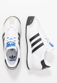 adidas Originals - SAMOA  - Sneakers laag - footwear white/core black - 1