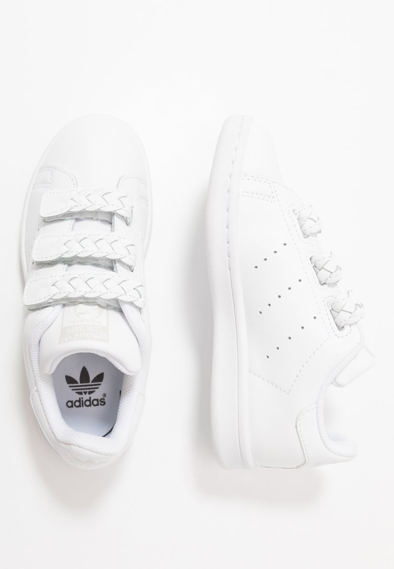 adidas Originals - STAN SMITH  - Sneaker low - footwear white/grey one