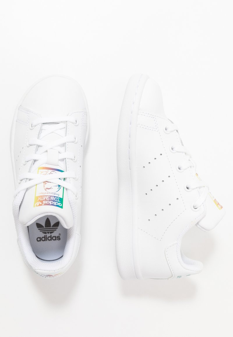 adidas Originals - STAN SMITH - Matalavartiset tennarit - footwear white/core black