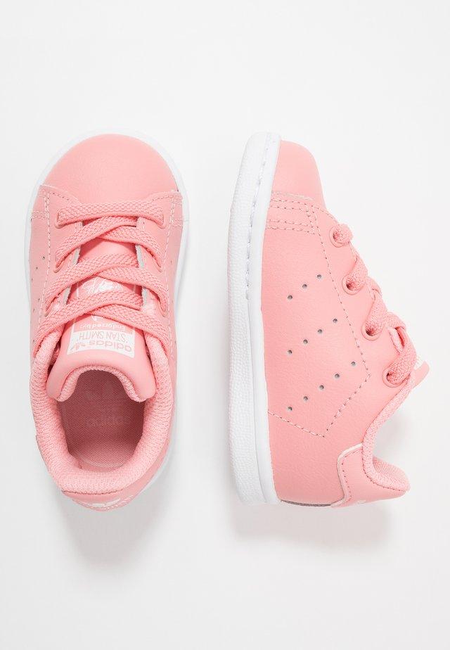 STAN SMITH EL - Zapatillas - glow pink/footwear white