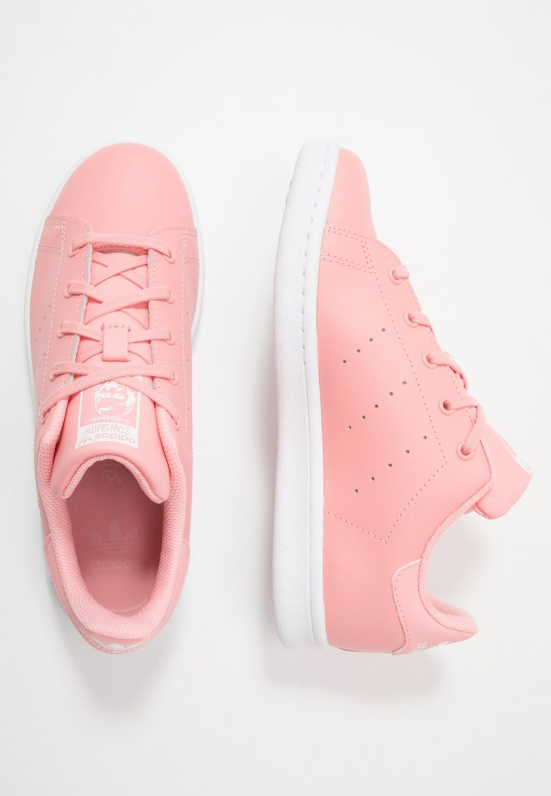 adidas Originals - STAN SMITH - Sneakers basse - glow pink/footwear white