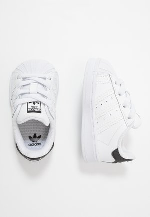 SUPERSTAR EL - Matalavartiset tennarit - footwear white/core black