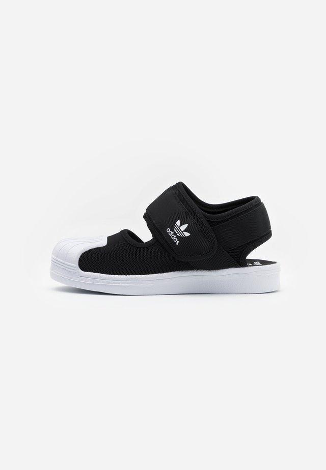 SUPERSTAR 360 CONCEPT SPORTS INSPIRED SHOES - Sandaler - core black/footwear white