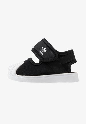 SUPERSTAR 360 - Scarpe primi passi - core black/footwear white