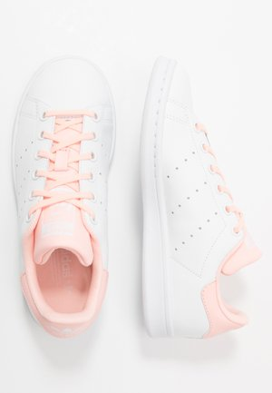 STAN SMITH - Baskets basses - footwear white/haze coral