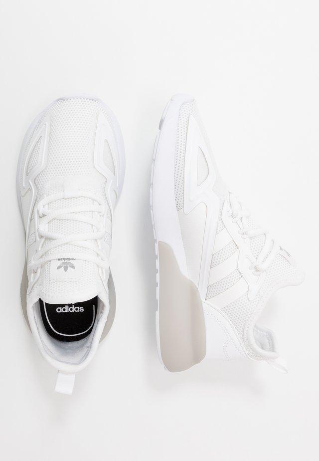 ZX - Sneakers - footwear white/grey two