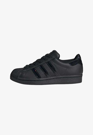 SUPERSTAR SHOES - Sneaker low - black