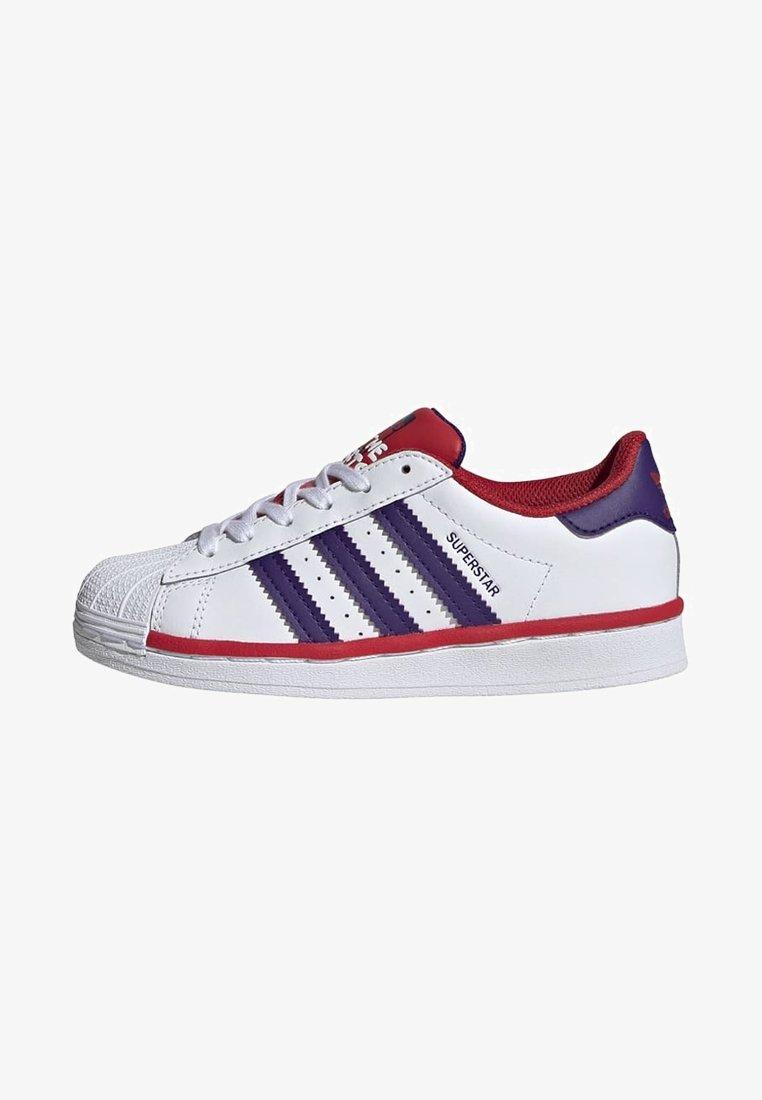 adidas Originals - SUPERSTAR SHOES - Trainers - white