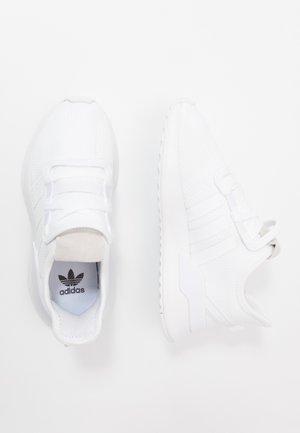 U_PATH RUN - Sneakers - footwear white