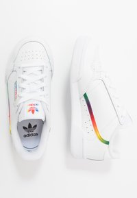 adidas Originals - CONTINENTAL 80 - Baskets basses - footwear white/core black - 0
