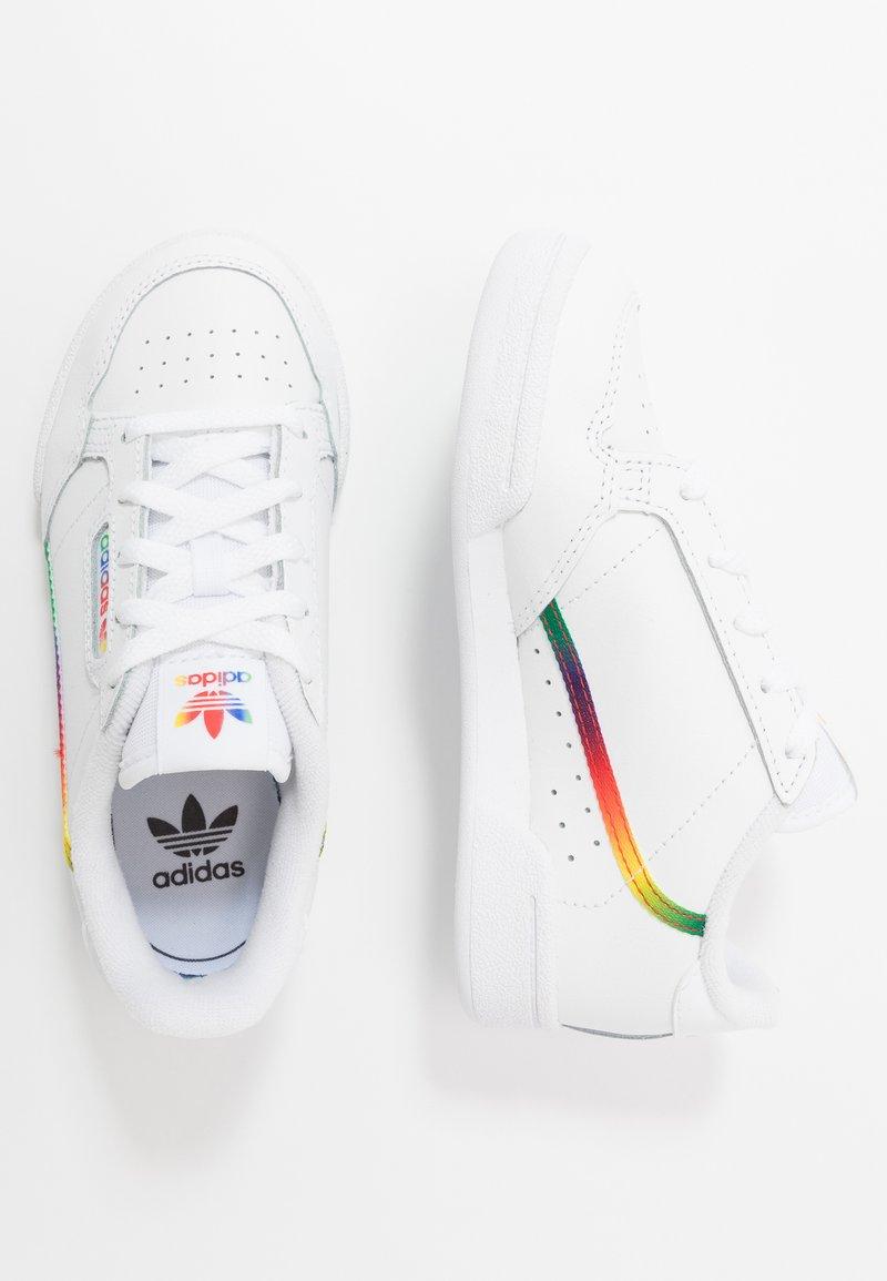 adidas Originals - CONTINENTAL 80 - Baskets basses - footwear white/core black