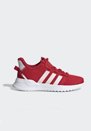 U_PATH RUN SHOES - Sneakers laag - red