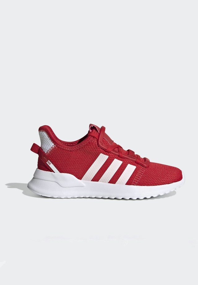 U_PATH RUN SHOES - Sneakers - red