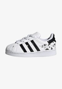 adidas Originals - SUPERSTAR SHOES - Sneakers laag - white - 1
