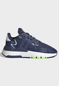 adidas Originals - NITE JOGGER SHOES - Sneakers basse - blue - 5
