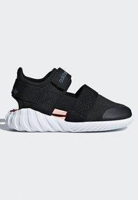 adidas Originals - DOOM SANDALS - Baskets basses - black - 8