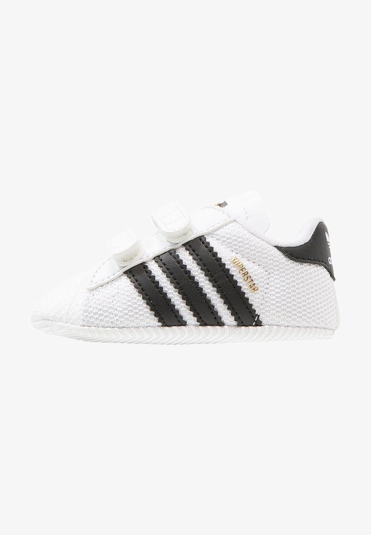 adidas Originals - SUPERSTAR  - First shoes - white/core black