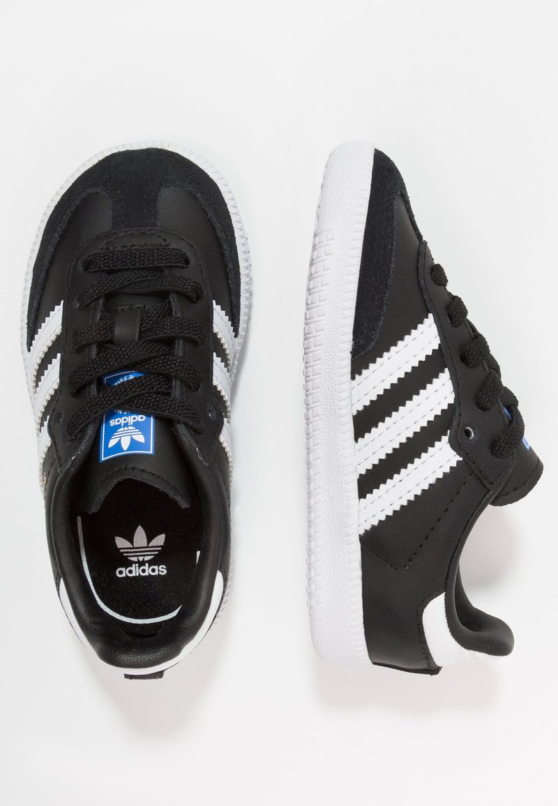 adidas Originals - SAMBA - Sneakers - core black/footwear white