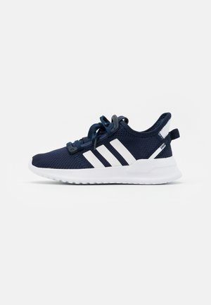 U_PATH RUN SPORTS INSPIRED SHOES UNISEX - Sneakers laag - collegiate navy/footwear white/core black