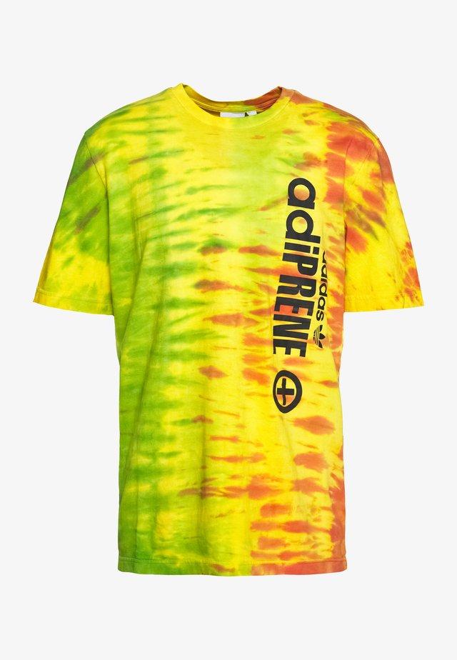 ADIPRENE TEE - T-shirt print - multi coloured