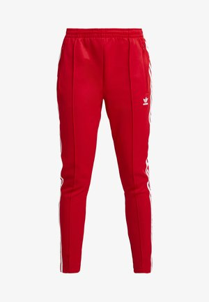 Tracksuit bottoms - scarlet