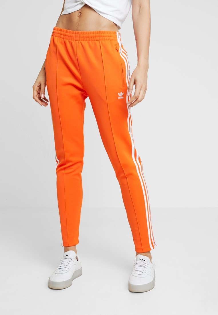 adidas Originals - Tracksuit bottoms - orange