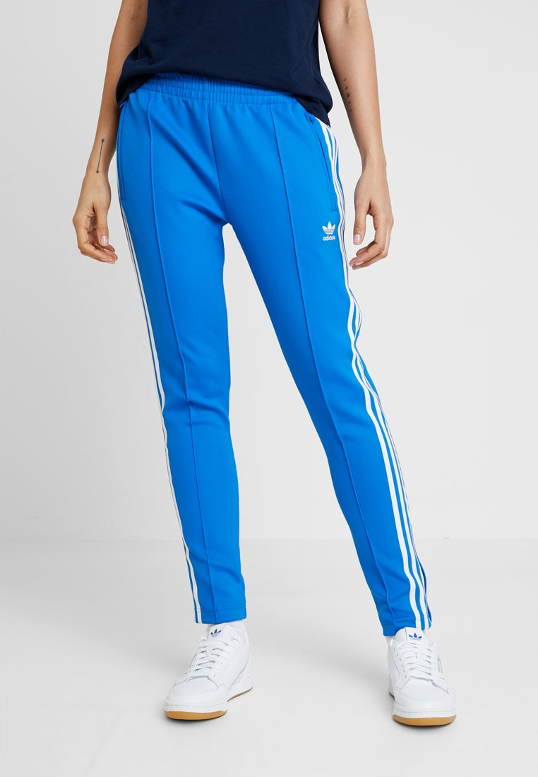 adidas Originals - Tracksuit bottoms - dark steel