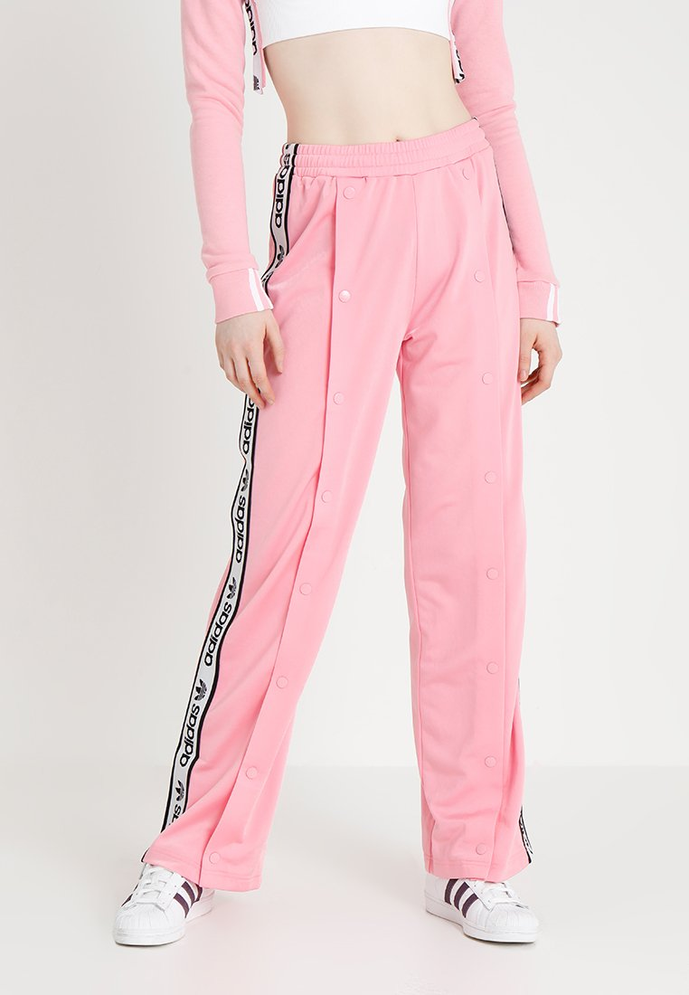 adidas Originals - SNAP PANT - Verryttelyhousut - light pink