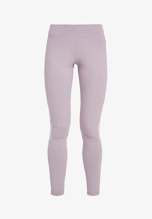 ADICOLOR TREFOIL TIGHT - Leggings - lilac
