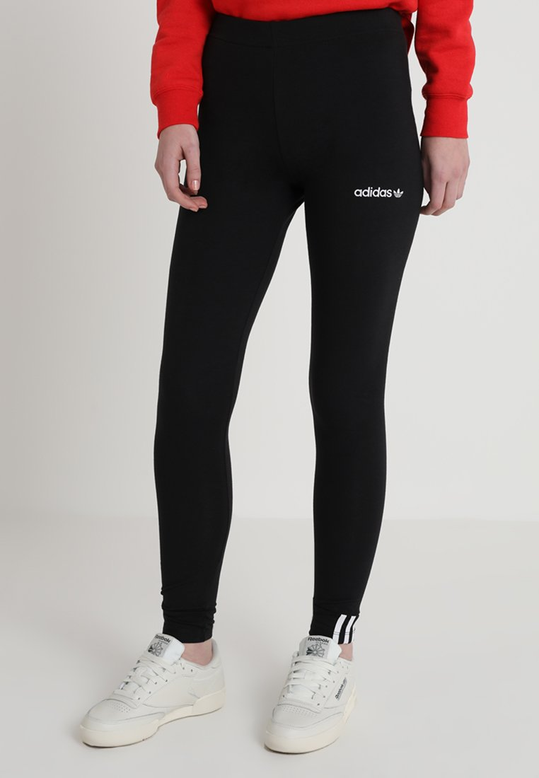 adidas Originals - COEEZE TIGHT - Leggings - Trousers - black