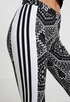 adidas Originals - TIGHTS - Leggings - Hosen - black