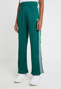 adidas Originals - TRACK PANTS - Teplákové kalhoty - collegiate green - 0