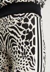 adidas Originals - TIGHTS - Leggings - Hosen - ecru tint/black