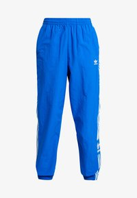 adidas Originals - LOCK UP ADICOLOR NYLON TRACK PANTS - Spodnie treningowe - bluebird - 5
