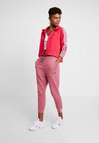 adidas Originals - PANT - Spodnie treningowe - trace maroon - 2