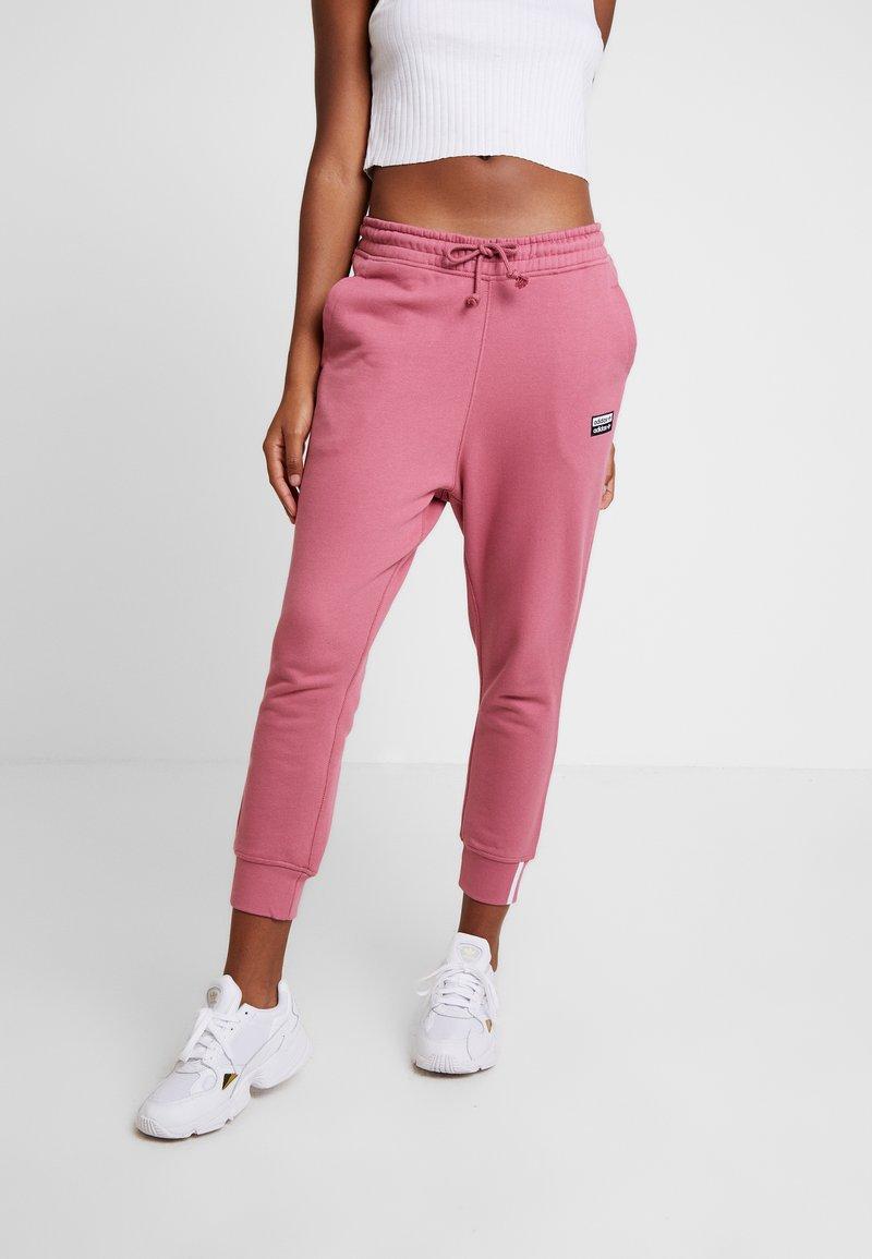 adidas Originals - PANT - Spodnie treningowe - trace maroon