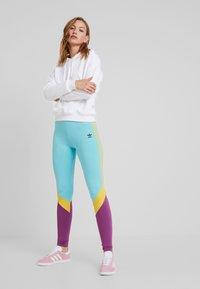 adidas Originals - TIGHTS - Legging - easy mint - 1