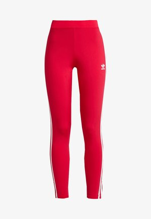 BELLISTA 3 STRIPES TIGHT - Legginsy - energy pink