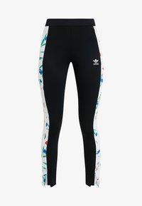 adidas Originals - TIGHTS - Leggings - Trousers - black - 4