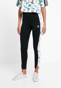 adidas Originals - TIGHTS - Leggings - Trousers - black - 0